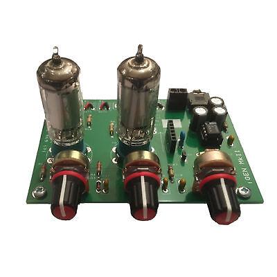 iGen Two Tube Regenerative Radio Kit ! (New version for Jan 2019)