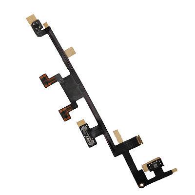 iPad 4 Power Flex Flexband Flexkabel Ein Aus Schalter Laut & Leise Regler ()