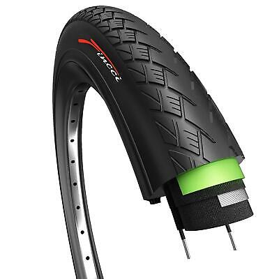 Fincci  700 X 35C 28 1 3/8 1 5/8 Hybrid Road Bike Bicycle Antipuncture Tyre