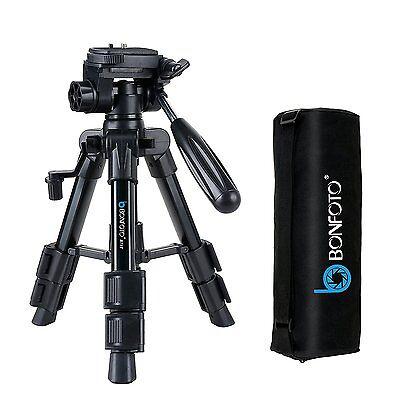 BONFOTO B71T Portable Table top mini Tripod&Pan Head Universal For DSLR Camera