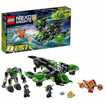 LEGO NEXO KNIGHTS Berserker Bomber 72003 Building Kit (369 Piece)