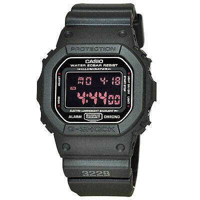 Casio G-SHOCK Standard Digital Watch DW5600MS - 1 - Black