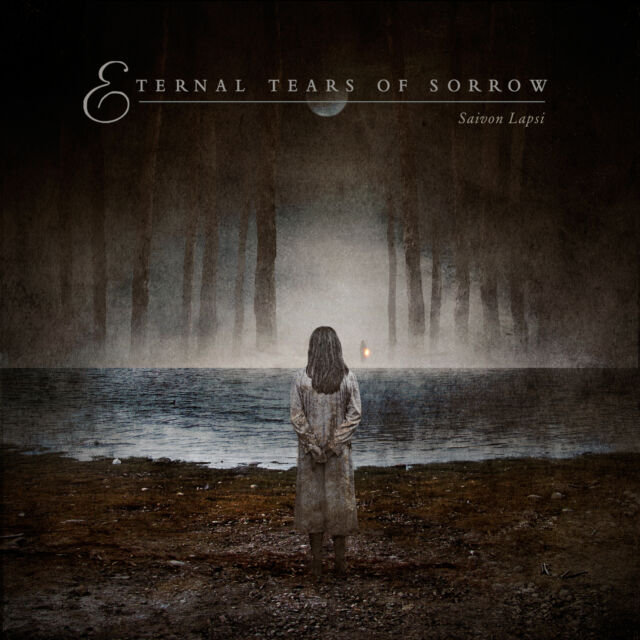 ETERNAL TEARS OF SORROW - Saivon Lapsi - CD - 200814