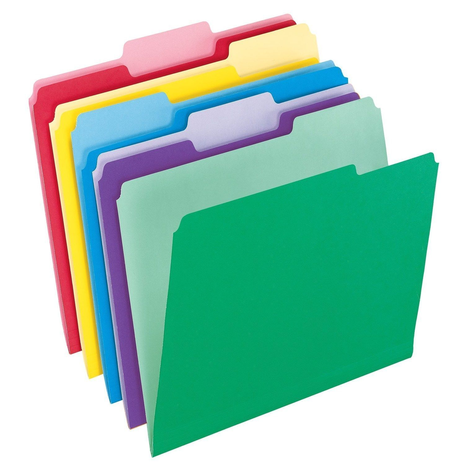Pendaflex File Folders with InfoPocket