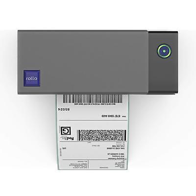 ROLLO Label Printer – Direct Thermal High Speed Printer - 4x6 Shipping Printer