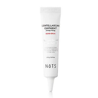NoTs Centella Scar Ointment Ylang Ylang 15g / 0.5 Fl oz (K-Beauty)