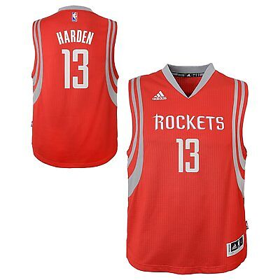 b6460dd4d08 NBA Youth Boys Player Replica Road Jersey Red Youth Boys Medium(10-12) New  (I).  . 27.99. Buy It Now. Free Shipping