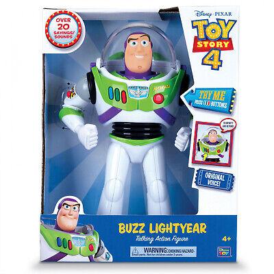 Disney-pixar toy story buzz lightyear talking action figure Pixar Buzz Lightyear