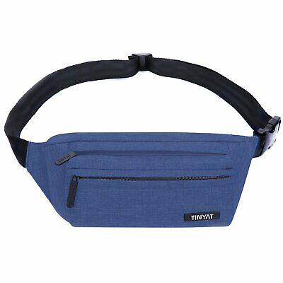 TINYAT Belt Bum Bag Travel Hiking Outdoor Sport Fanny Pack W