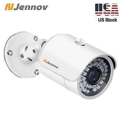 "Nutech National NU-MPFL 1.3M 1280x1024 POE IP Security Dome Camera 4/"" 720p"