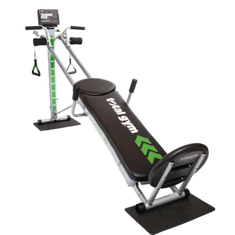 Total Gym Fitness - Incline Weight Training w/ 10 Resistance Levels (Open Box)