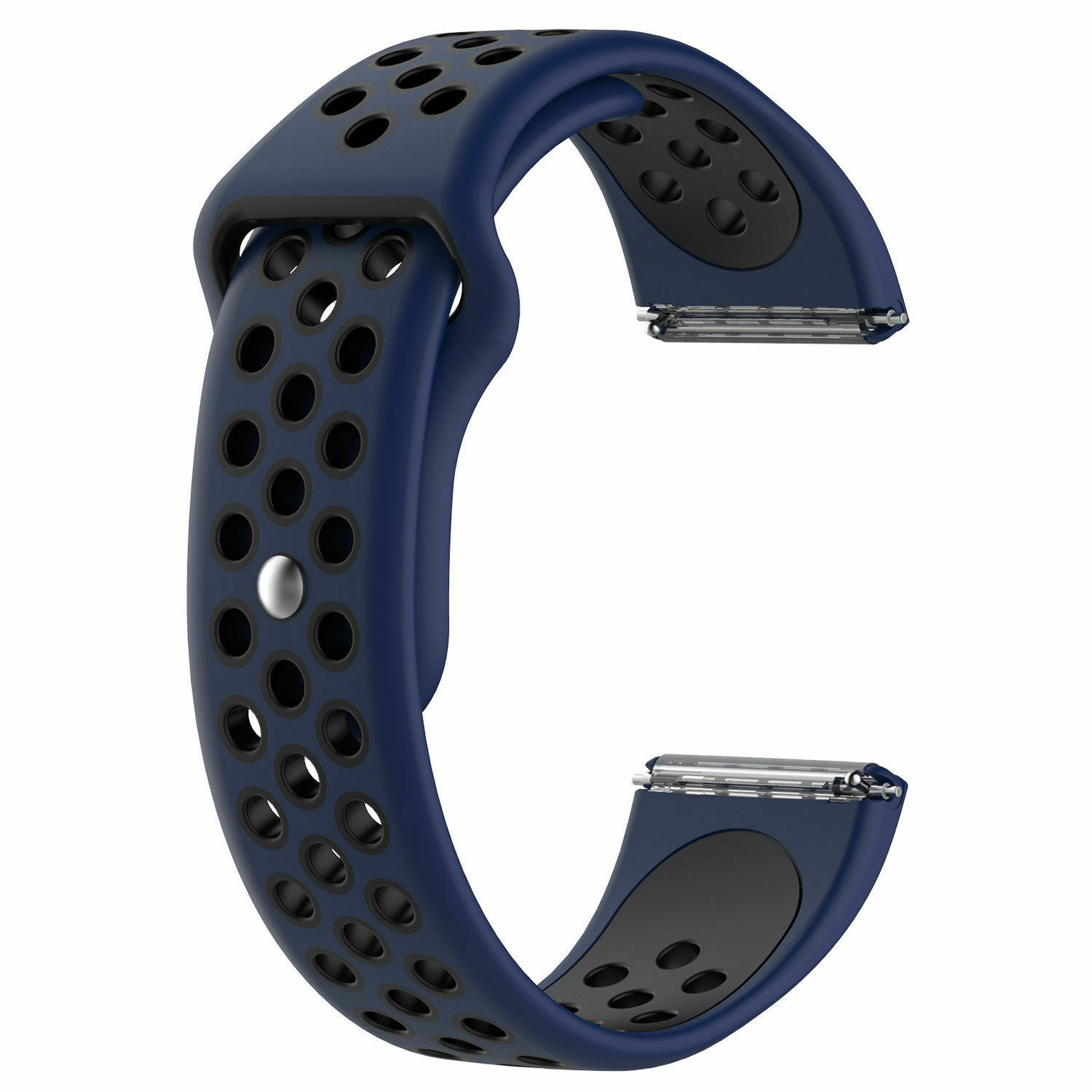 Sport Silicon Replacement Wristband Strap Breathable Watch Band For Fitbit Versa 6
