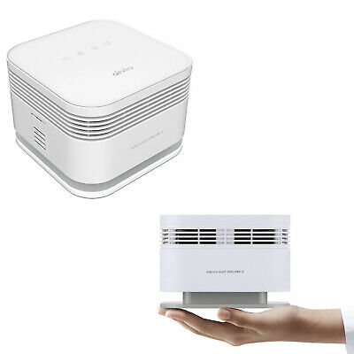 Dust Zero PM 1.0 / 2.5 / 10 Air Purifier Washable Filter 100~240V Ionizer
