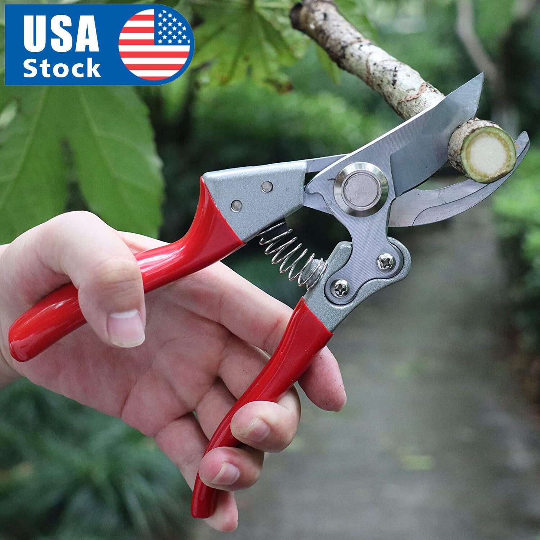 NEW Pruning Shears Cutter Home Gardening Plant Scissor Branch Garden Pruner Garden Hand Tools & Equipment