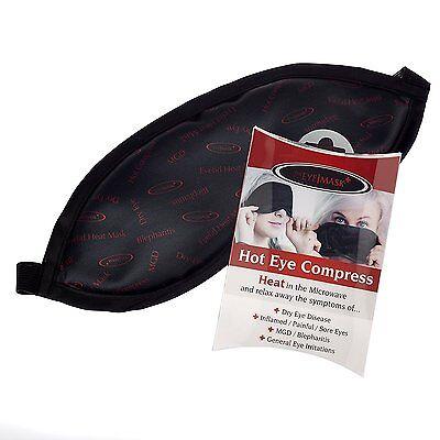 The hot Eye compress - A Hot Eye mask Heat Bag for Dry Eye, Blepharitis, MGD