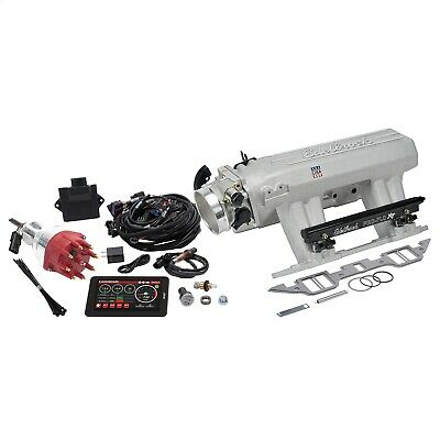 Edelbrock 35920 Pro-Flo 4 Fuel Injection Kit Edelbrock Fuel Injection Kit