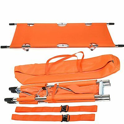 Folding Stretcher Made From Top Grade Aluminum Alloy Gurney Stretcher