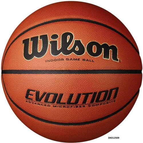 "Wilson Evolution Official Game Basketball Ball Size  29.5"" - FREE SHIP"