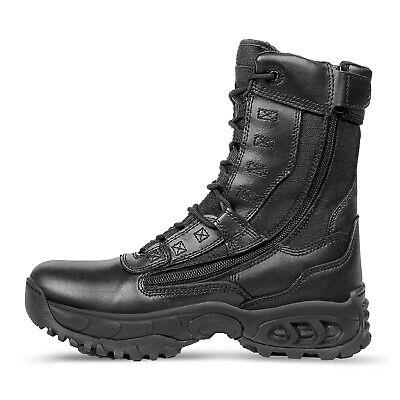 Ridge Footwear Men's AIR-TAC Ghost with Zipper 8