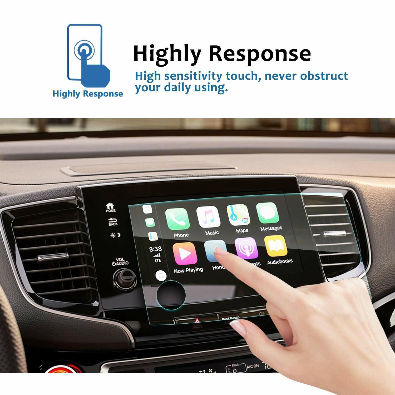 LFOTPP Tempered Glass Screen Protector For 2019 Honda