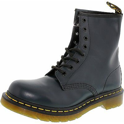 Boots - Dr. Martens Men's 1460 8-Eye Smooth Ankle-High Leather Boot