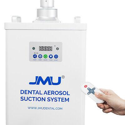 Extraoral Dental Aerosol Suction Vacuum System Droplets Remover Uv 110v