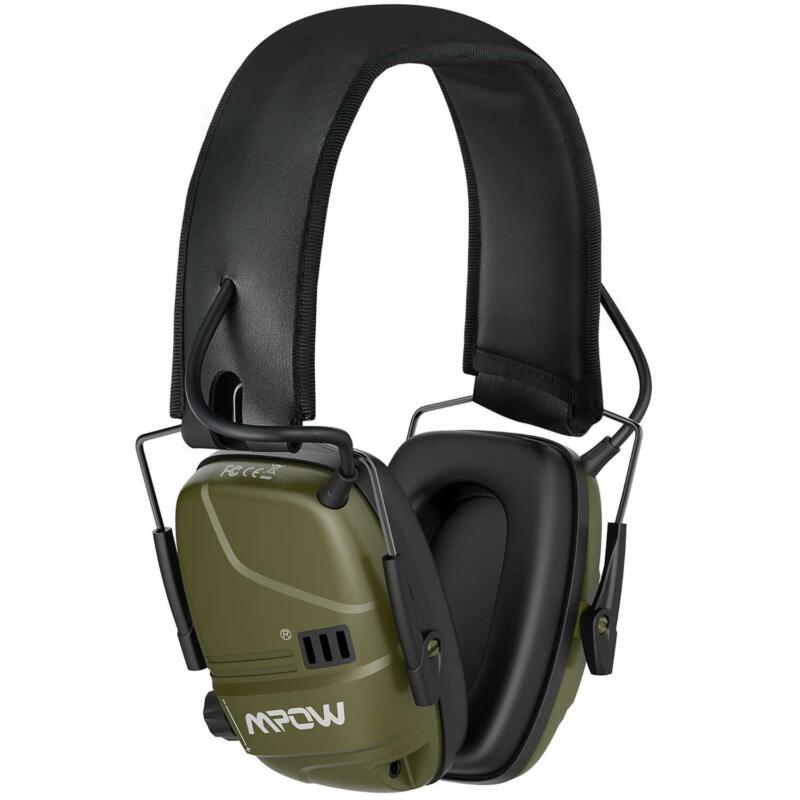 Mpow Premium Earmuffs Industrial Work Shooting Hunting Hearing Protection Muffs