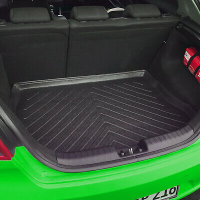 Gummierte Kofferraumwanne für Mercedes GLC-Klasse AMG Line X253 Steilheck Geländ