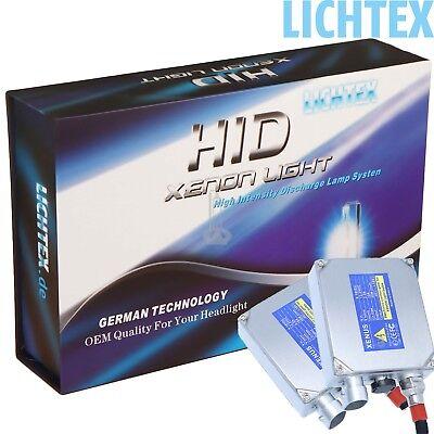 2x XENUS Standard HID Xenon Scheinwerfer Steuergerät Nachrüstsatz 12V 35W AC AD Premium Digital Headset
