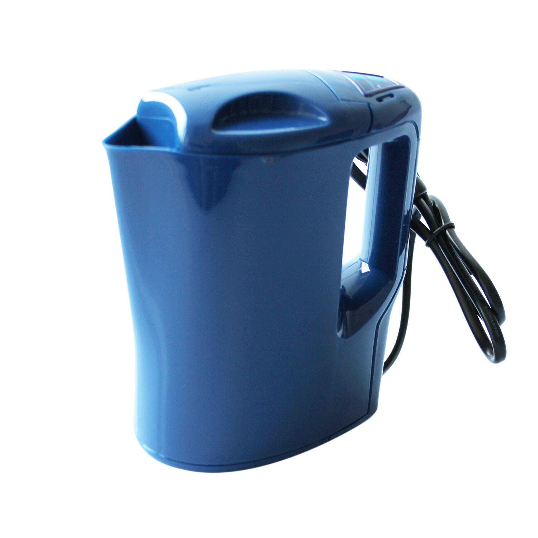 24V Wasserkocher 1 Liter Campingkocher 250W Soft Touch für Lkw Camping Reise