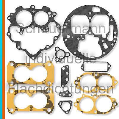 Gebraucht, Dichtsatz Pierburg Zenith Solex Vergaser 35/40 INAT BMW E12 520,525,528,E9 2,5CS gebraucht kaufen  Aurach