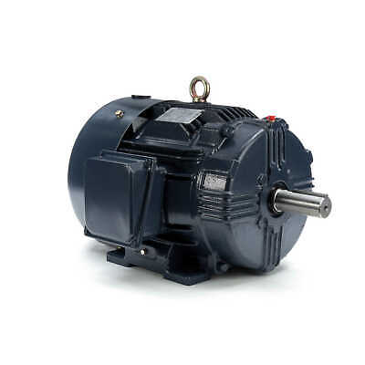 Marathon Electric Motor Gt1019a 10 Hp 1800 Rpm 3ph 230460 Volt 215t Frame