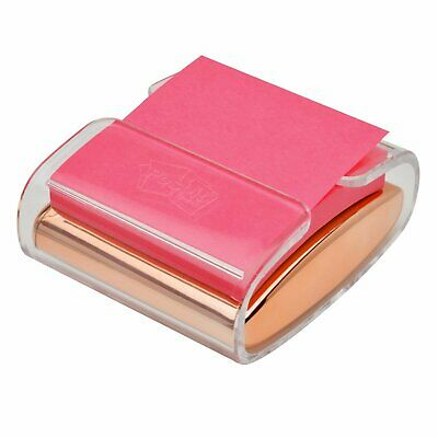 Post-it Pop-up Note Dispenser Rose Gold 3 X 3 Wd-330-rg