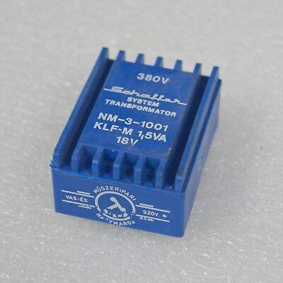 Schaffer Klf-m 380v 18v 1.5va Encapsulated Power Pcb Transformer Insulated