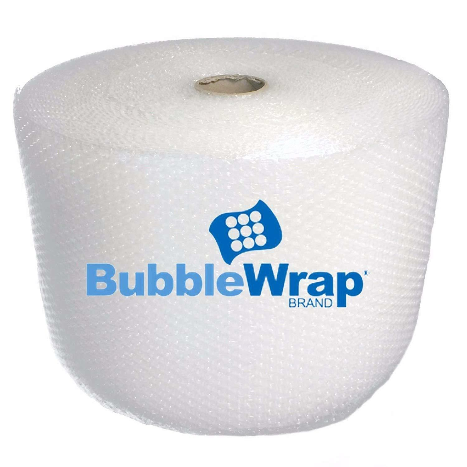 "BUBBLE WRAP® 3/16""- 700 ft x 12"" perforated every 12"" cardboard Core included"
