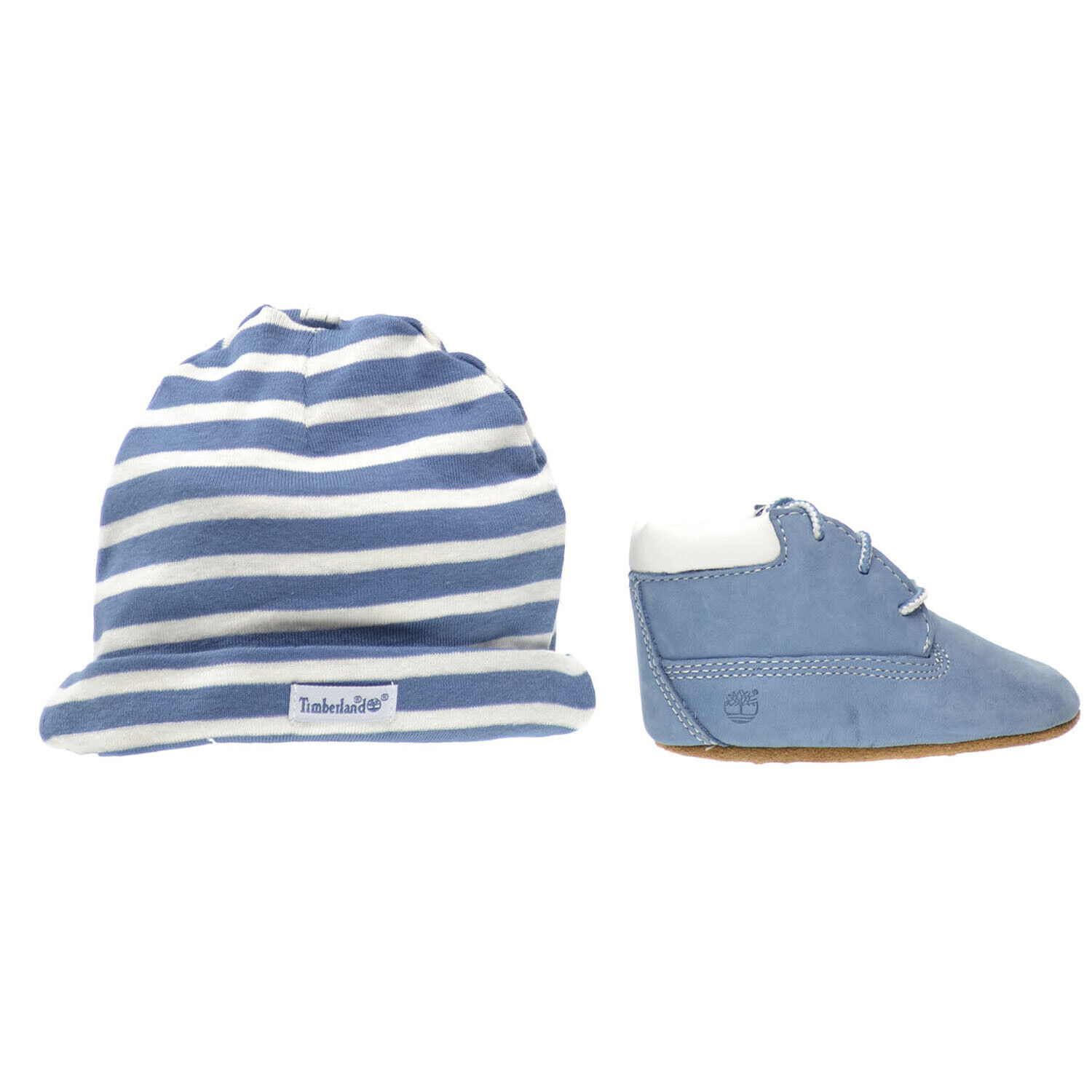 Timberland Crib BT Gift Pack Blue 9681r
