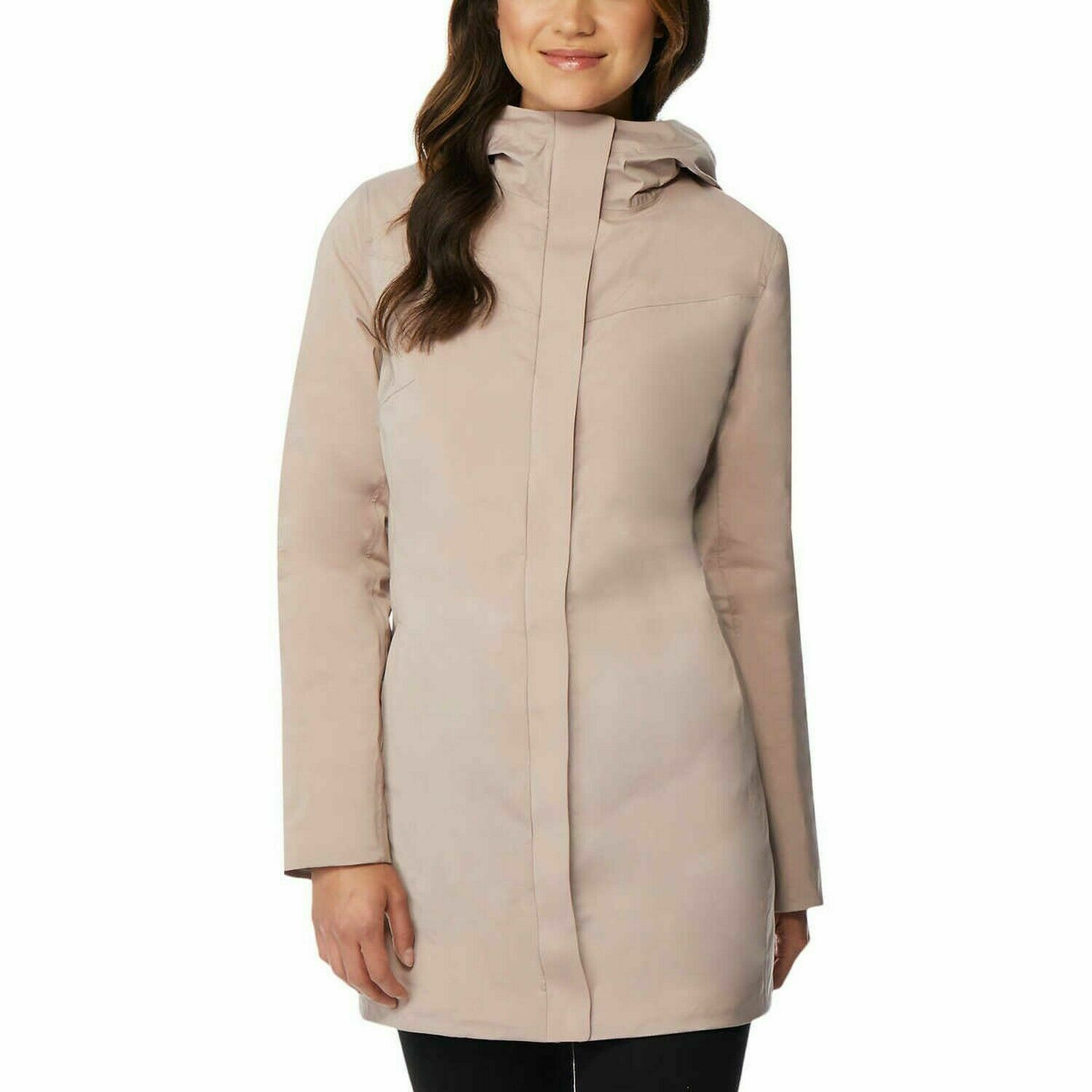 NWT 32 Degrees Heat Ladies' Waterproof Winter Jacket, Light