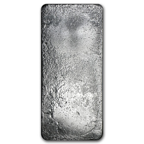 1 kilo Silver Bar - Asahi (Serialized) - SKU #90499