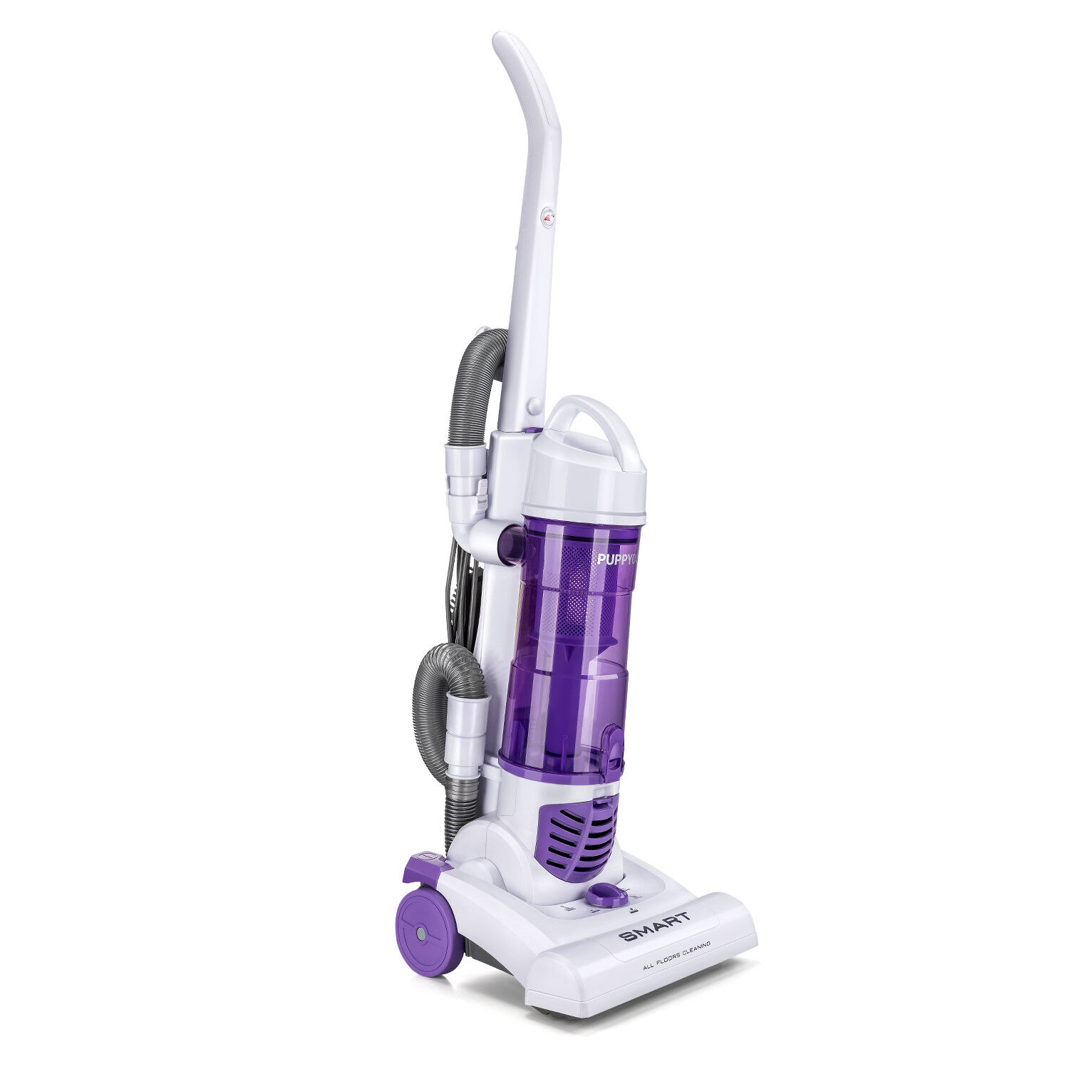 PUPPYOO S6 Upright Vacuum Cleaner Bagless Corded Lightweight