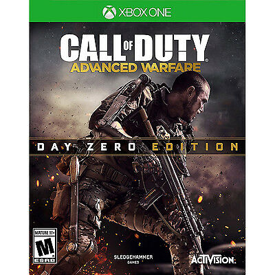 Call of Duty: Advanced Warfare - Day Zero Edition Xbox One [Brand New]