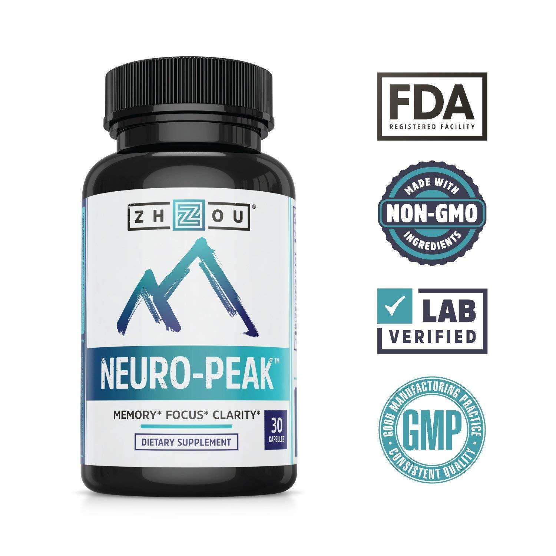 Vitaminas Para El Cerebro Brainalin Mejoran La Memoria Pastillas Concentración