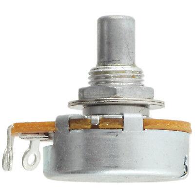 Alpha 38 Bushing Potentiometer 250k Linear 14 Solid Shaft Solder Tabs 250kb