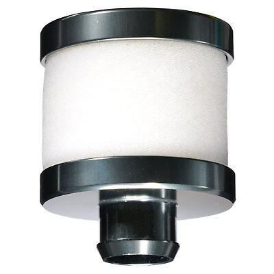 Aluminium Luftfilter PRO 1:8  3.0 - 6.0 ccm titanium partCore 240007, gebraucht gebraucht kaufen  Illschwang