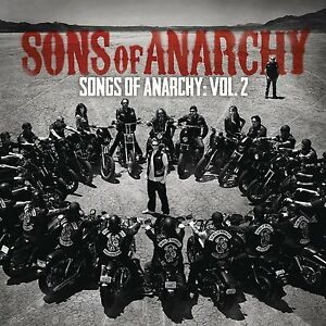 Songs From Sons of Anarchy - Volume 2 CD + Bonus Track NEW & SEALED Soundtrack