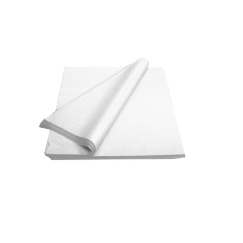 """Wholesale 20"""" x 30"""" White Tissue Paper Reams -2 Reams 960 Sheets- Free Shipping"""