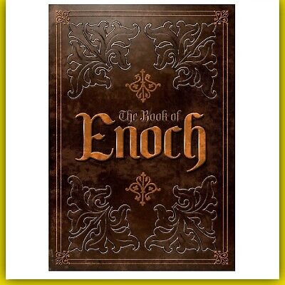 The Book of Enoch (Hardcover) by R. H. Charles Untold Story of The Bible Found
