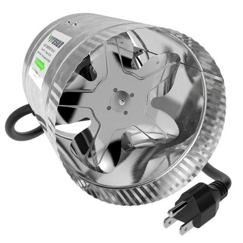 "VIVOSUN 4"" 6"" 8"" inch Inline Duct Booster Fan Exhaust Air Bl"