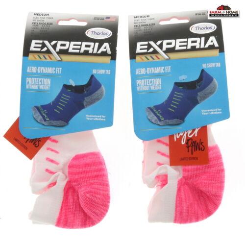 (2) No Show Ankle Running Socks Medium ~ New