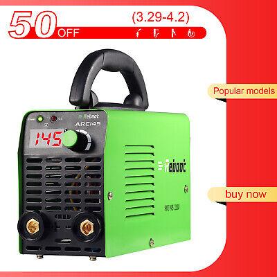 110v220v Mini Arc145 Welding Machine Dc Igbt Inverter Mma Stick Welder Gift Us