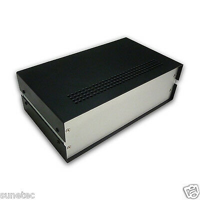 Sv1063 10 Full Aluminum Project Enclosure Instrument Case Electronic Box